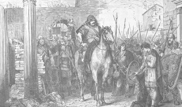 les rois de rome après romulus